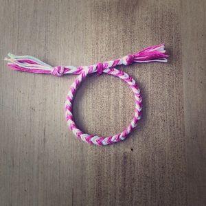 Jewelry - Ombre Pink Fishtail Bracelet